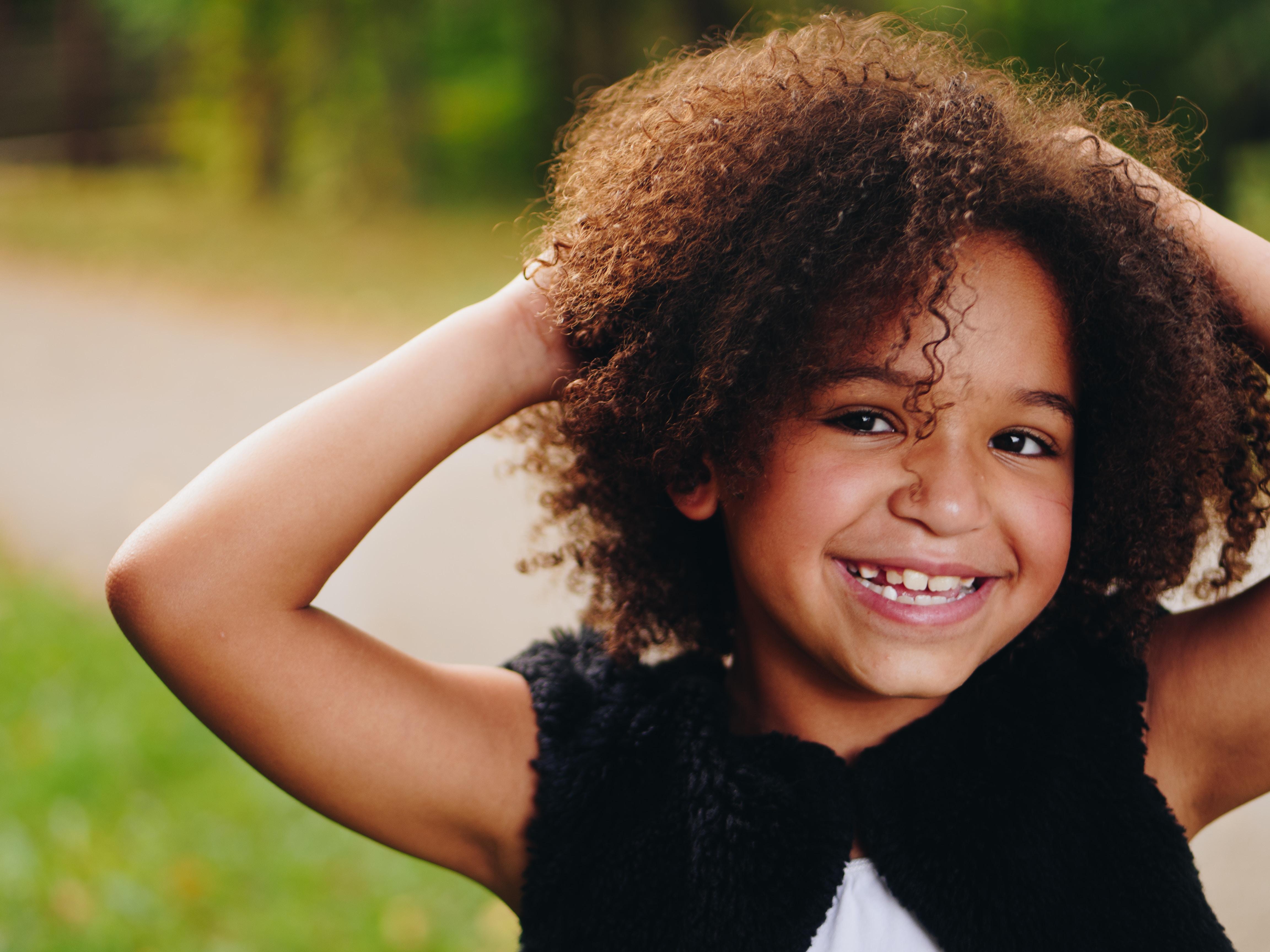 girl smiling 2